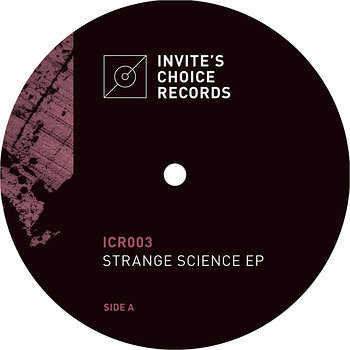 Cover art - Various Artists: Strange Science EP
