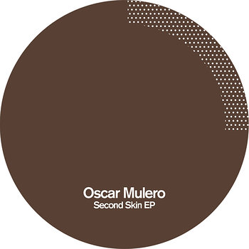 Cover art - Oscar Mulero: Second Skin