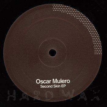 Cover art - Oscar Mulero: Second Skin