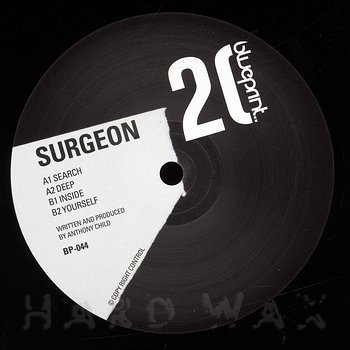 Cover art - Surgeon: Search Deep Inside Yourself