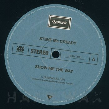 Cover art - Steve McReady: Show Me The Way
