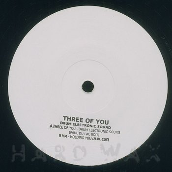 Cover art - Three Of You: Drum Electronic Sound