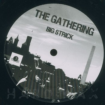Cover art - Big Strick: The Gathering