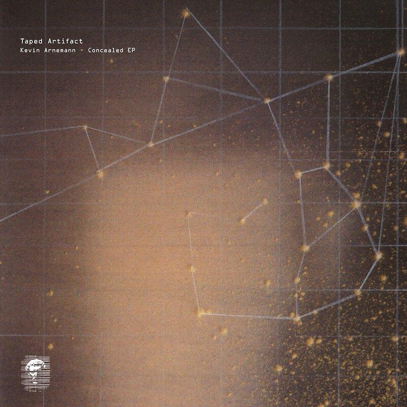 Cover art - Kevin Arnemann: Concealed EP
