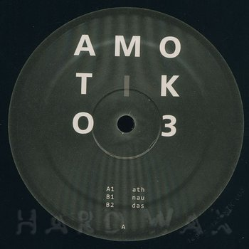 Cover art - Amotik: Ath