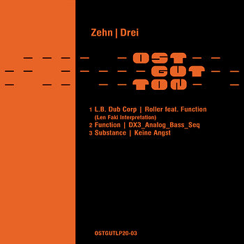 Cover art - Various Artists: Zehn | Drei