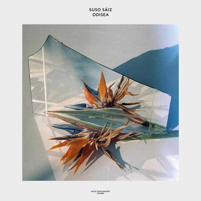 Cover art - Suso Sáiz: Odisea