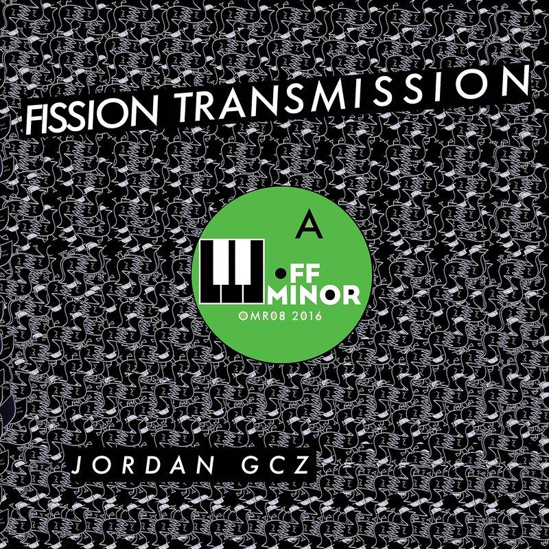 Cover art - Jordan GCZ: Fission Transmission