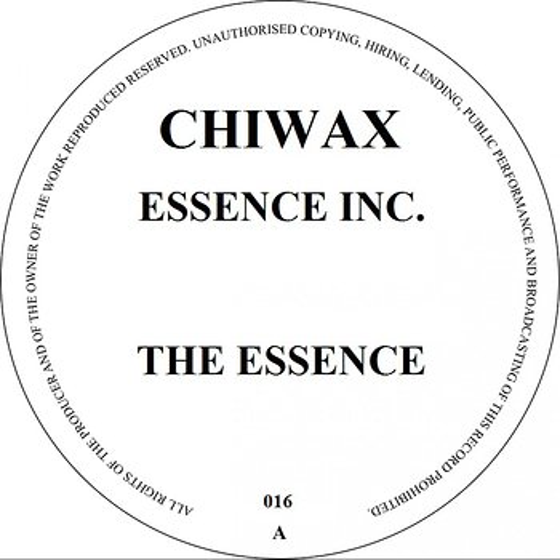 Cover art - Essence Inc.: The Essence