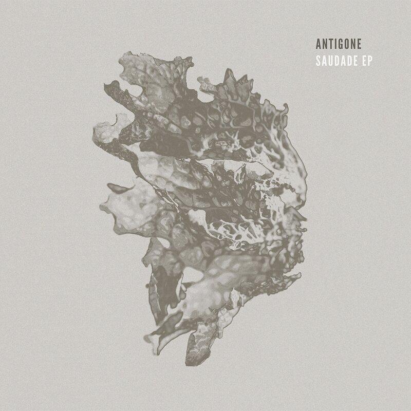 Cover art - Antigone: Saudade