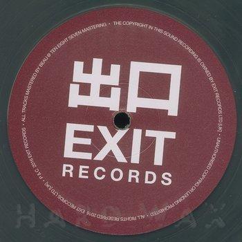 Cover art - Zed Bias: Driftin EP