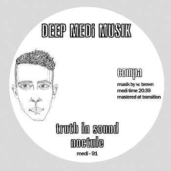 Cover art - Compa: Truth in Sound EP