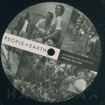Cover art - Reggie Dokes: Afro Sci
