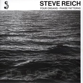 Cover art - Steve Reich: Four Organs / Phase Patterns