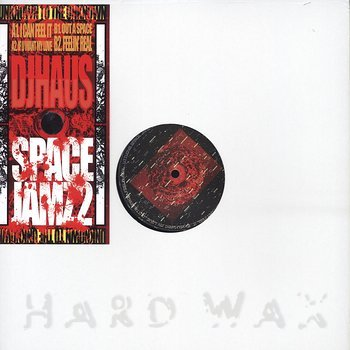 Cover art - DJ Haus: Space Jamz Vol.2