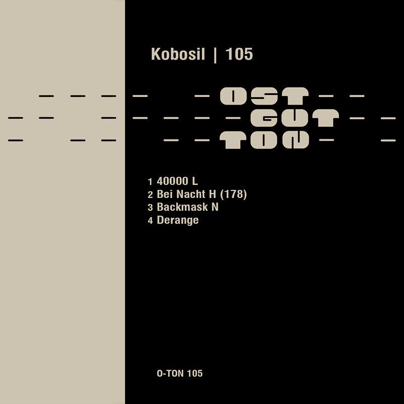 Cover art - Kobosil: 105