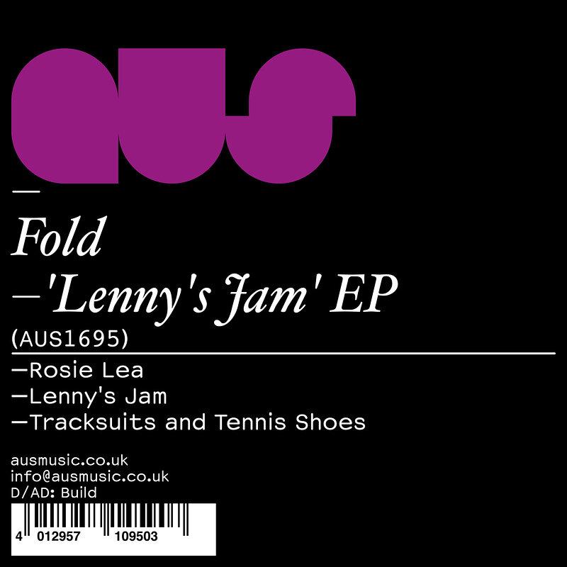 Cover art - Fold: Lenny's Jam EP