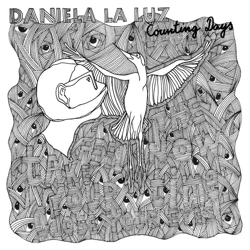 Cover art - Daniela La Luz: Counting Days