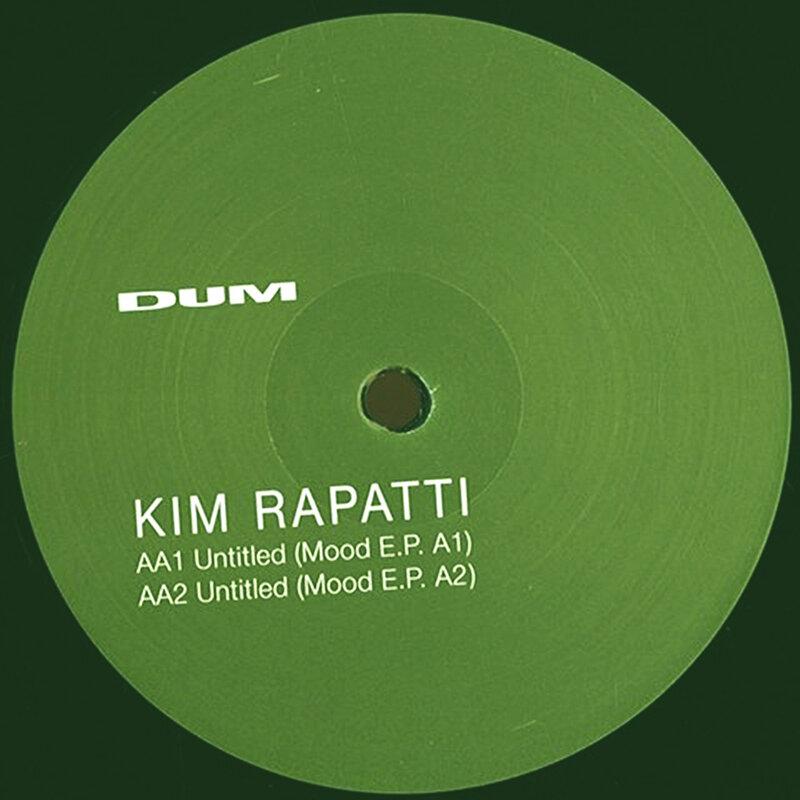 Cover art - Kim Rapatti: A-Sides
