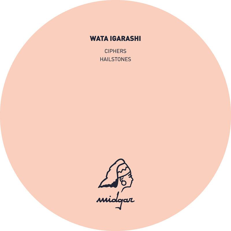 Cover art - Wata Igarashi: Ciphers EP