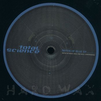 Cover art - Total Science: Notes Of Blue