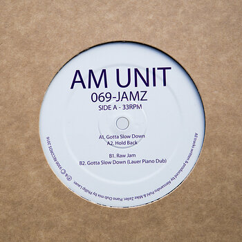 Cover art - Am Unit: 069 Jamz