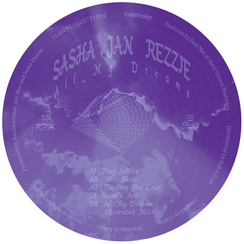 Cover art - Sasha Jan Rezzie: All My Dreams