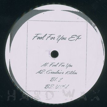 Cover art - Bryan Kessler: Fool For You EP