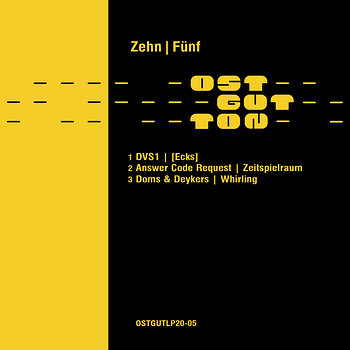 Cover art - Various Artists: Zehn | Fünf