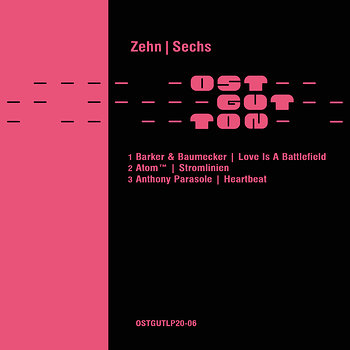Cover art - Various Artists: Zehn | Sechs