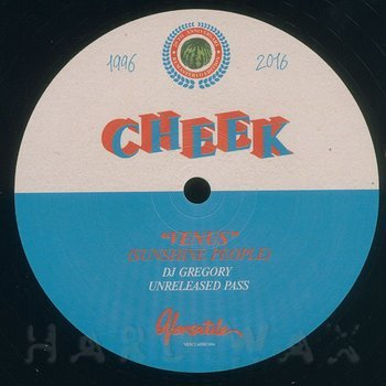 Cover art - I:Cube / Cheek: Disco Cubizm / Venus