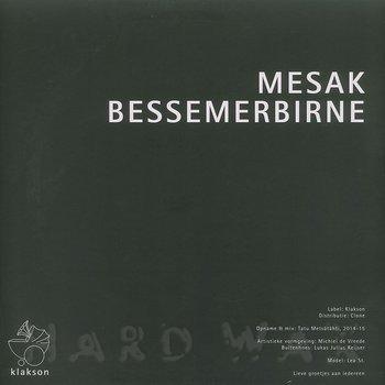 Cover art - Mesak: Bessemerbirne