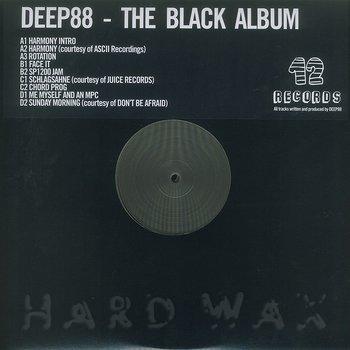 Cover art - Deep88: The Black Album