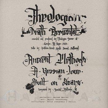 Cover art - Theologian / Ancient Methods: La Saignée