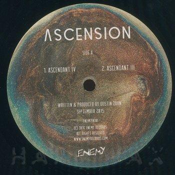 Cover art - Dustin Zahn: Ascension