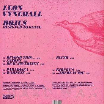 Cover art - Leon Vynehall: Rojus