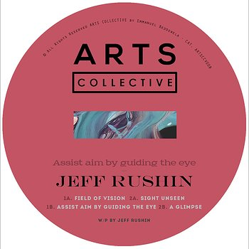 Cover art - Jeff Rushin: Assist Aim By Guiding The Eye