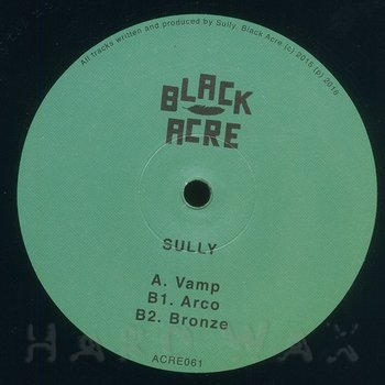 Cover art - Sully: Vamp