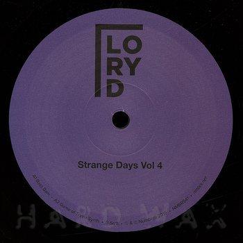 Cover art - Lory D: Strange Days Vol.4