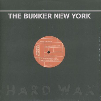 Cover art - Patrick Russell: The Bunker Remixes