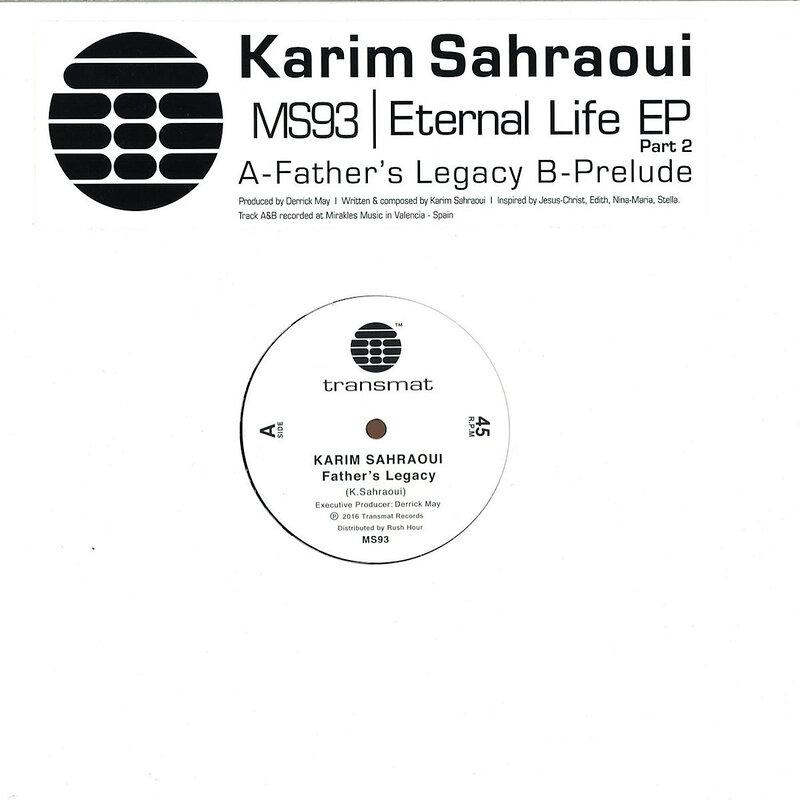 Cover art - Karim Sahraoui: Eternal Life Part 2