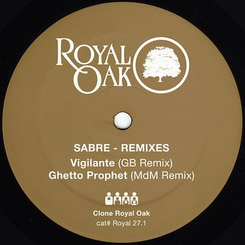 Cover art - Sabre: Remixes