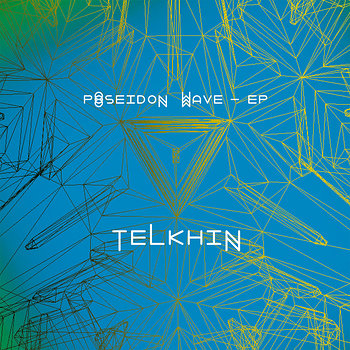 Cover art - Telkhin: Poseidon Wave EP