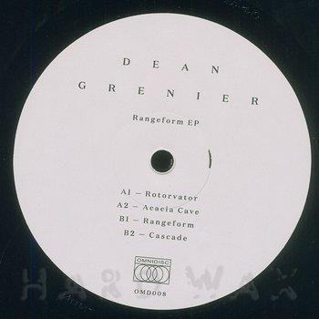 Cover art - Dean Grenier: Rangeform