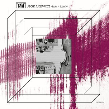 Cover art - Jean Schwarz: Erda / Suite N
