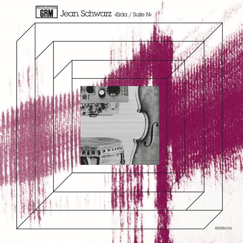Cover art - Jean Schwarz: Erda / Suite N
