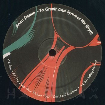Cover art - Anno Stamm: To Gravit And Symmet We Rhyth