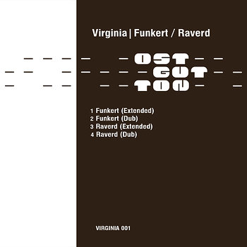 Cover art - Virginia: Funkert / Raverd
