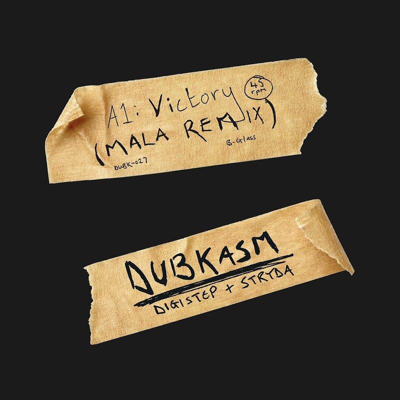 Cover art - Dubkasm: Victory (Mala Remix)
