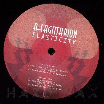 Cover art - A Sagittariun: Elasticity